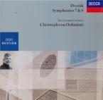 DVORAK - Dohnanyi - Symphonie n°7 en ré mineur op.70 B.141