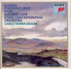 DVORAK - Giulini - Symphonie n°8 en sol majeur op.88 B.163