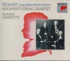 MOZART - Budapest String - Quatuor à cordes n°19 en do majeur K.465 'Dis