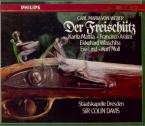 WEBER - Davis - Der Freischütz
