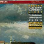FRANCK - Borodin Quartet - Quintette pour piano et cordes enfamineur F