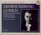 BACH - Szeryng - Sonates et partitas pour violon seul BWV 1001-1006
