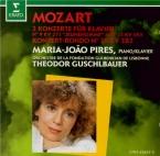 MOZART - Pires - Concerto pour piano et orchestre n°9 en mi bémol majeur