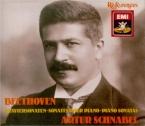 BEETHOVEN - Schnabel - Sonate pour piano n°29 op.106 'Hammerklavier'