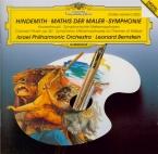 HINDEMITH - Bernstein - Konzertmusik pour cuivres et cordes op.50