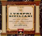 VERDI - Muti - I vespri siciliani, opéra en cinq actes (version 1855 en