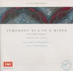 TCHAIKOVSKY - Barbirolli - Symphonie n°6 en si mineur op.74 'Pathétique'