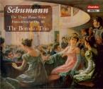 SCHUMANN - Borodin Trio - Trio avec piano n°1 en ré mineur op.63