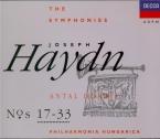 HAYDN - Dorati - Symphonie n°17 en fa majeur Hob.I:17