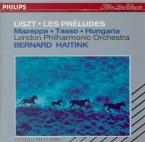 LISZT - Haitink - Mazeppa, poème symphonique pour orchestre n°6 S.100