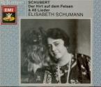 SCHUBERT - Schumann - Im Abendrot (Lappe), lied pour voix et piano D.799