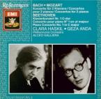 BACH - Haskil - Concerto pour deux clavecins et cordes en do majeur BWV