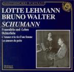 SCHUMANN - Lehmann - Frauenliebe und -Leben (L'amour et la vie d'une fem