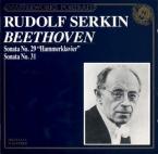 BEETHOVEN - Serkin - Sonate pour piano n°29 op.106 'Hammerklavier'