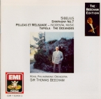 SIBELIUS - Beecham - Pelléas och Mélisande (Pelléas et Mélisande), suite