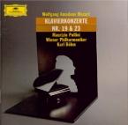 MOZART - Pollini - Concerto pour piano et orchestre n°23 en la majeur K