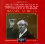 MOZART - Kubelik - Symphonie n°25 en sol mineur K.183 (K6.173dB)