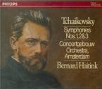 TCHAIKOVSKY - Haitink - Symphonie n°1 en sol mineur op.13 'Rêves d'hiver