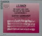 BACH - Leonhardt - Ouverture à la française, pour clavier en si mineur B