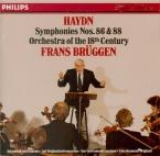 HAYDN - Brüggen - Symphonie n°86 en sol majeur Hob.I:86