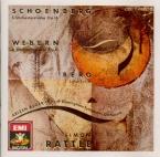 SCHOENBERG - Rattle - Fünf Orchesterstücke op.16