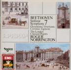 BEETHOVEN - Norrington - Symphonie n°7 op.92
