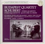 SCHUBERT - Budapest String - Quatuor à cordes n°14 en ré mineur D.810 'D