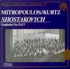 CHOSTAKOVITCH - Mitropoulos - Symphonie n°10 op.93