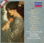 FRANCK - Chung - Sonate pour piano et violon en la majeur FWV.8