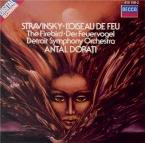 STRAVINSKY - Dorati - L'oiseau de feu, conte dansé en 2 tableaux, pour o