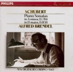 SCHUBERT - Brendel - Sonate pour piano en ré majeur op.53 D.850 'Gastein