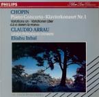 CHOPIN - Arrau - Concerto pour piano et orchestre n°1 en mi mineur op.11