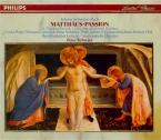 BACH - Schreier - Passion selon St Matthieu(Matthäus-Passion), pour sol