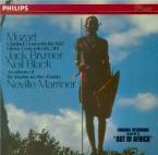 MOZART - Brymer - Concerto pour clarinette et orchestre en la majeur K.6