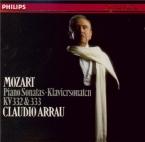 MOZART - Arrau - Sonate pour piano n°12 en fa majeur K.332 (K6.300k)