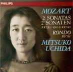 MOZART - Uchida - Sonate pour piano n°15 en do majeur K.545
