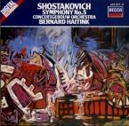 CHOSTAKOVITCH - Haitink - Symphonie n°5 op.47