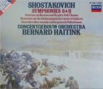 CHOSTAKOVITCH - Haitink - Symphonie n°6 op.54