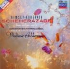 RIMSKY-KORSAKOV - Ashkenazy - Shéhérazade op.35