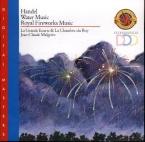 HAENDEL - Malgoire - Water Music HWV.348-350