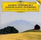 SCHUBERT - Abbado - Symphonie n°9 en do majeur D.944 'Grande'