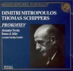 PROKOFIEV - Schippers - Alexander Nevsky, cantate pour soliste, chœur mi