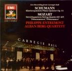 SCHUMANN - Entremont - Quintette avec piano en mi bémol majeur op.44
