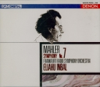 MAHLER - Inbal - Symphonie n°7 'Chant de la nuit' (Import Japon) Import Japon