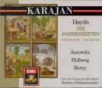 HAYDN - Karajan - Die Jahreszeiten (Les saisons), oratorio pour solistes