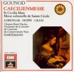 GOUNOD - Hartemann - Messe solennelle de Sainte-Cécile