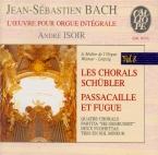 BACH - Isoir - Passacaglia et fugue pour orgue en do mineur BWV.582