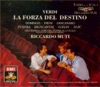 VERDI - Muti - La forza del destino, opéra en quatre actes (version 1862