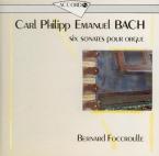 BACH - Foccroulle - Prélude pour orgue avec pédale en ré majeur Wq.70 n°