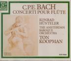 BACH - Hünteler - Concerto pour clavecin et cordes Wq.22 : arrangement p